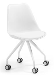 LaForma :: Krzesło obrotowe Lars białe
